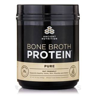 Ancient Nutrition Bone Broth 15.7-ounce Pure Protein