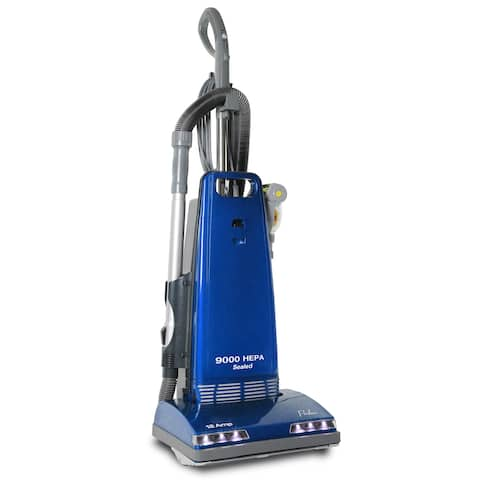Prolux 9000 Upright Sealed HEPA Vacuum w/12 Amp Motor and Onboard Tools