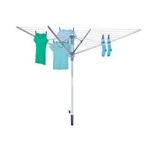 Honey-Can-Do DRY-04252 Outdoor Umbrella Dryer - Silver