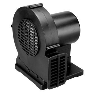 XPOWER BR-2C01A Indoor Outdoor Inflatable Blower Air Pump (Option: Black)