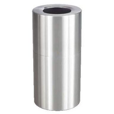 Safco 27-gallon Single-bin Waste Recycling Receptacle