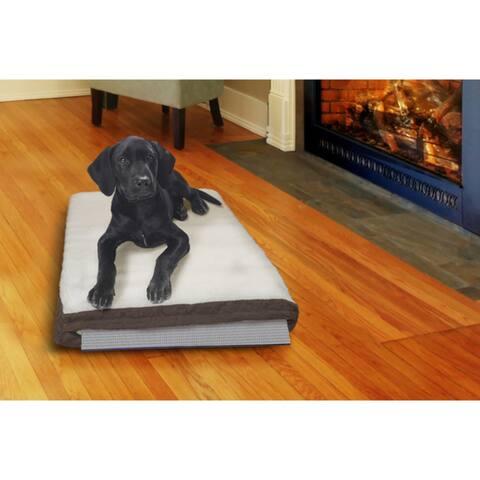 FurHaven ThermaPup Silvertone Self-Warming Pad Pet Mat