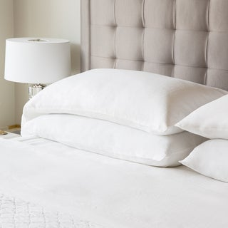 Malouf French Linen Pillowcase Set