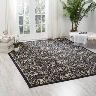 Link to Nourison Caribbean Indoor / Outdoor Area Rug Similar Items in Classic Rugs