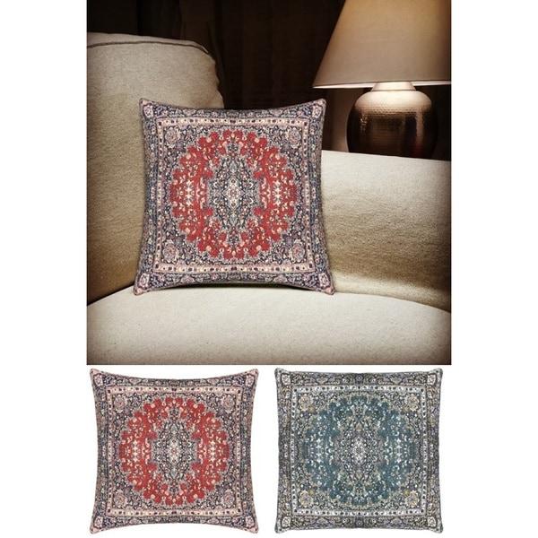Shop Home Dynamix Laura Hill Collection Traditional Oriental Unique Oriental Decorative Pillows