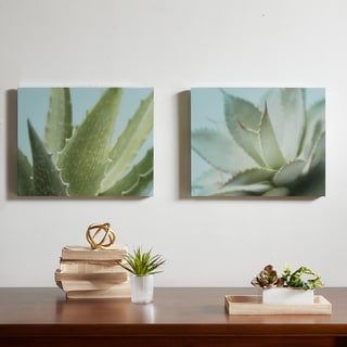 Urban Habitat Aloe Green 2-Piece Gel Coat Canvas