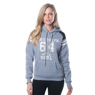 Special One Ladies' Fleece Double Hood Sweatshirt