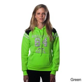 Special One Ladies' Fleece Double Hood Sweatshirt