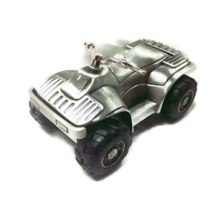 Elegance Pewter Plated ATV Bank
