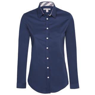 Women's Burberry Dress Shirt|https://ak1.ostkcdn.com/images/products/13749314/P20405859.jpg?impolicy=medium