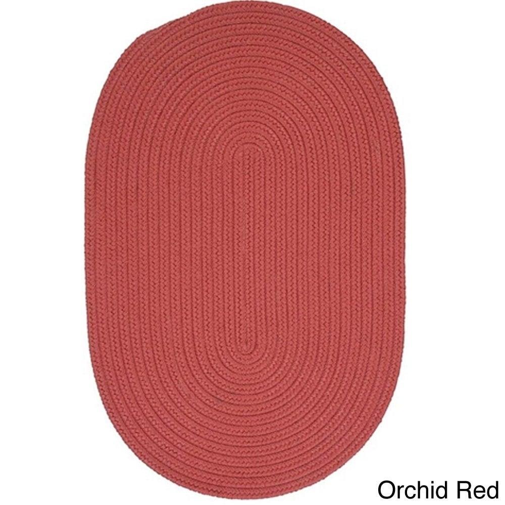 Colonial Millx Low Pile Polypropylene Indoor/Outdoor Reversible Braided  Doormat (2u00273 X