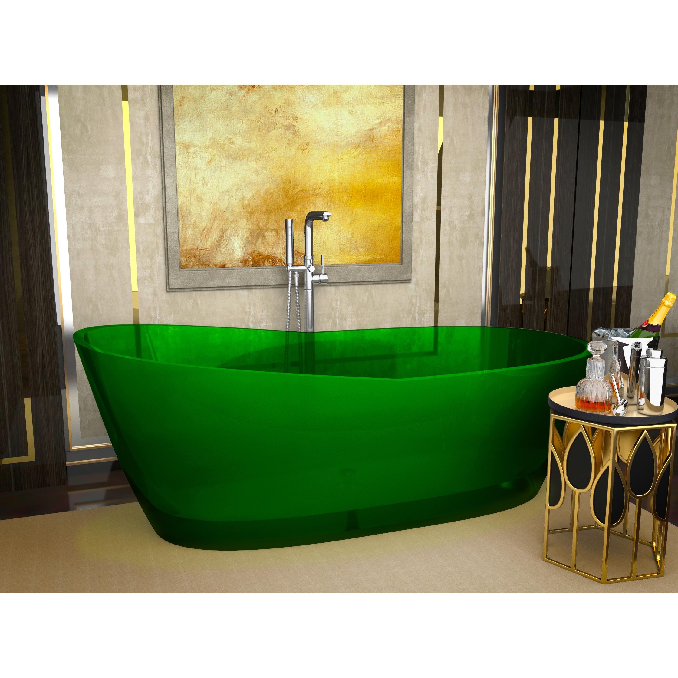 Outstanding 4 Ft Soaking Tub Ideas - Custom Bathtubs - kazenomise.net