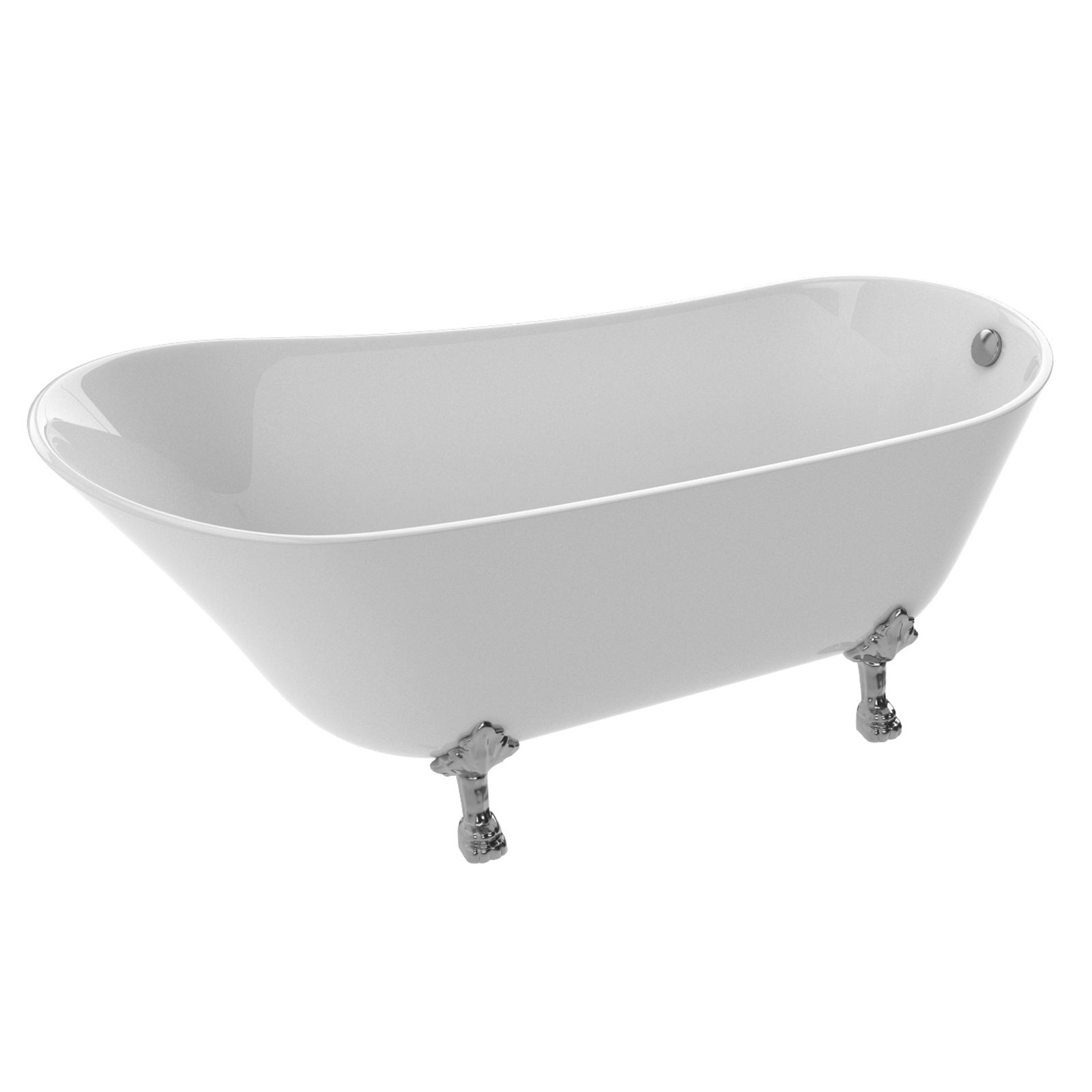 55 inch clawfoot tub. Anzzi Legion Series 5 foot Acrylic Clawfoot Soaking Bat  55 inch clawfoot tub Plumbing Fixtures Compare Prices at Nextag