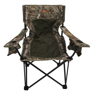 Alps Mountaineering Multicolored Steel/Polyester Outdoor Camping Chair