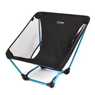 Big Agnes Black/Blue Mesh Ground Chair