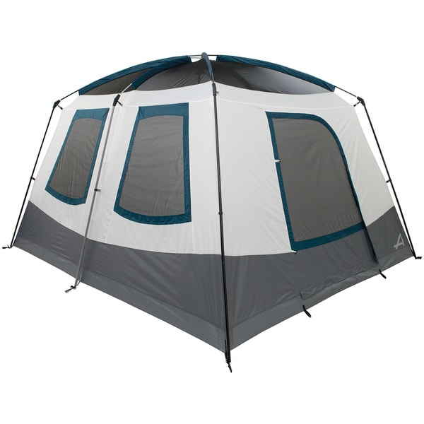 Alps Mountaineering Camp Creek Sage and Rust Nylon 2-room Tent