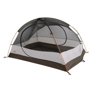 Alps Mountaineering Gradient 3 Dark Clay and Rust Polyester and Aluminum Tent