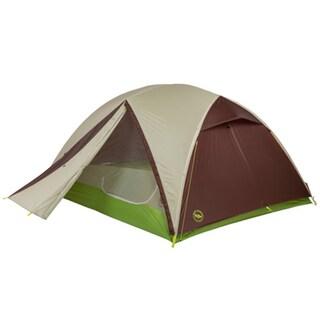Big Agnes Rattlesnake Green/Brown/Grey Nylon 4-person Tent