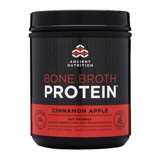 Ancient Nutrition Protein Cinnamon Apple 17.4-ounce Bone Broth