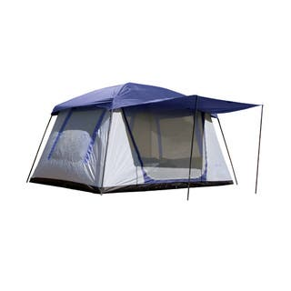 PahaQue Green Mountain 5XD Blue Tent|https://ak1.ostkcdn.com/images/products/13750538/P20407053.jpg?impolicy=medium