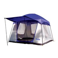 PahaQue Green Mountain Blue 4-person Tent