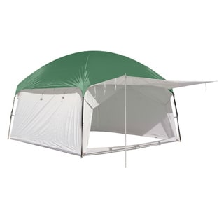 PahaQue ScreenRoom Green Nylon 10-foot Rainfly Tent