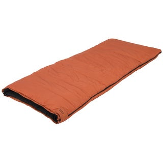 Alps Mountaineering Cedar Ridge Rockbridge +25-degree Red and Black Polyester Sleeping Bag