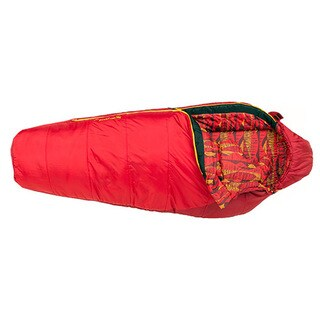Big Agnes Wolverine 15 Syntheti Right-hand Zipper Sleeping Bag
