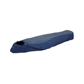 Alps Mountaineering Blue Springs Blue/Navy Denier/Polyester Sleeping Bag - Insulated