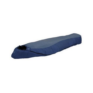 Alps Mountaineering Blue Springs Blue/Navy Denier/Polyester Insulated Sleeping Bag