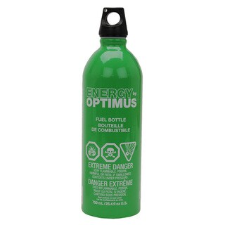 Optimus 1-liter (750-ml Max Fill) Empty Fuel Bottle