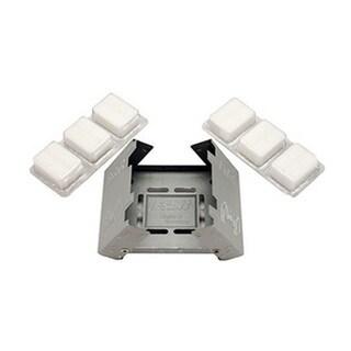 Esbit Pocket Stove with 6-pack Fuel Tablets