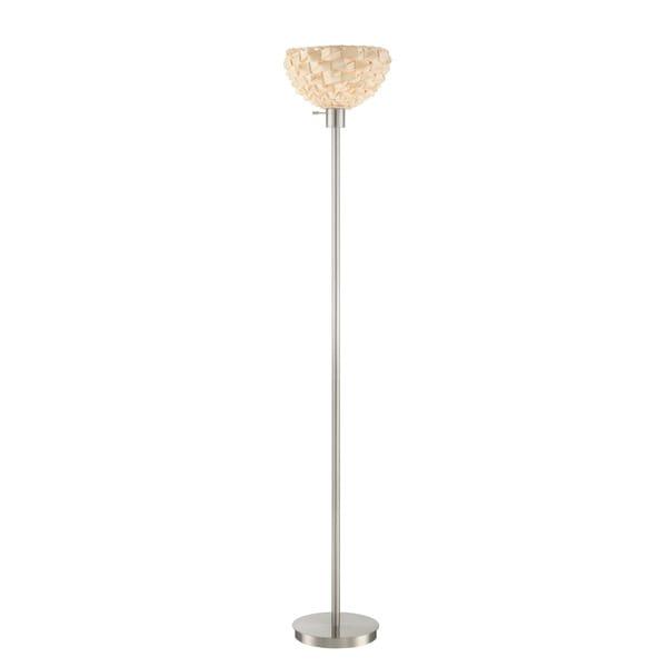 Lite Source 1-Light Linterna Floor Torch Lamp