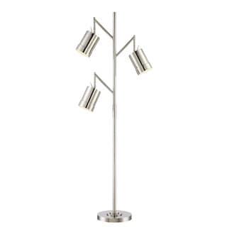Lite Source 3-Light Tindra Floor Lamp