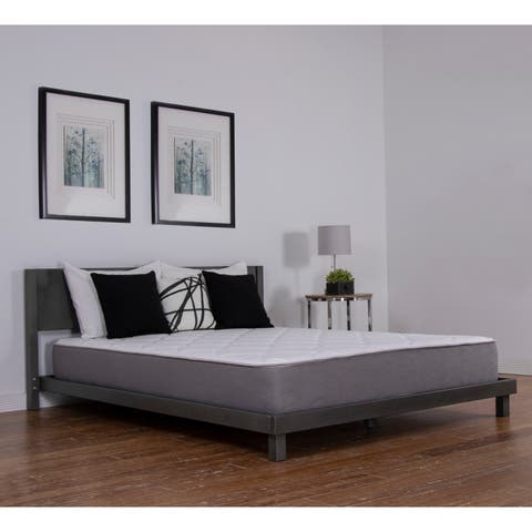 NuForm Ambiance 9-inch Flippable Pocketed Coil Mattress