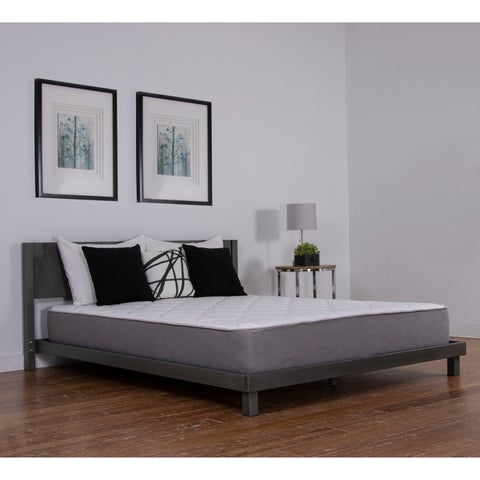 NuForm Ambiance Flippable Full-size Pocketed Coil Mattress - N/A