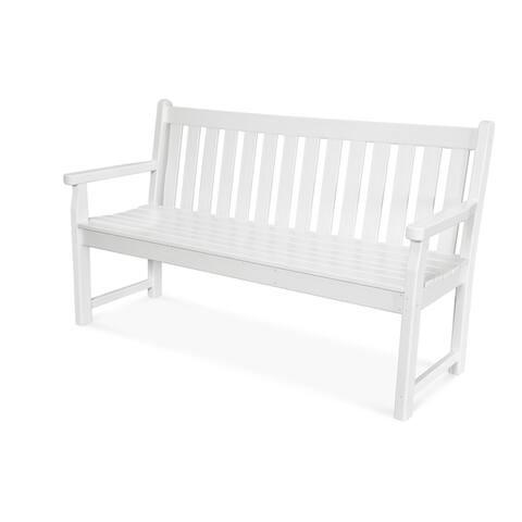"POLYWOOD® Traditional 60"" Outdoor Garden Bench"
