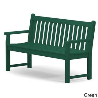 Traditional 60-inch Garden Bench