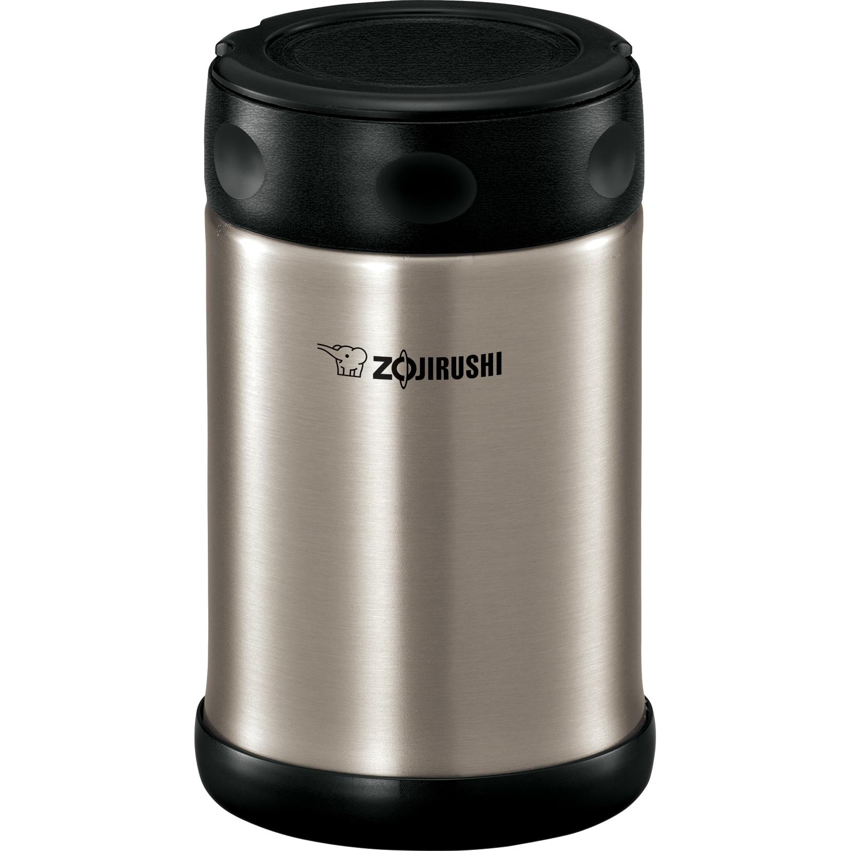 Zojirushi Stainless Steel Food Jar SW-EAE50 (Silver) (Metal)