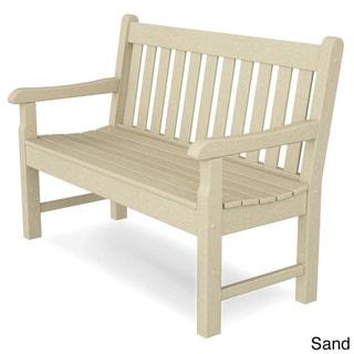 Plywood Rockford Solid Polyethylene 48-inch Bench