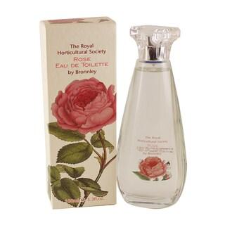 Bronnley The Royal Horticultural Society Rose Women's 3.3-ounce Eau de Toilette Spray