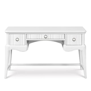 Magnussen Home Furnishings Gabrielle Snow White Desk