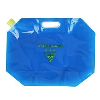 Seattle Sports AquaSto Blue 5-liter Water Carrier