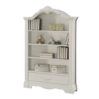 Acme Furniture Estrella White Wood Bookcase
