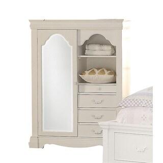 Acme Furniture Estrella White Armoire