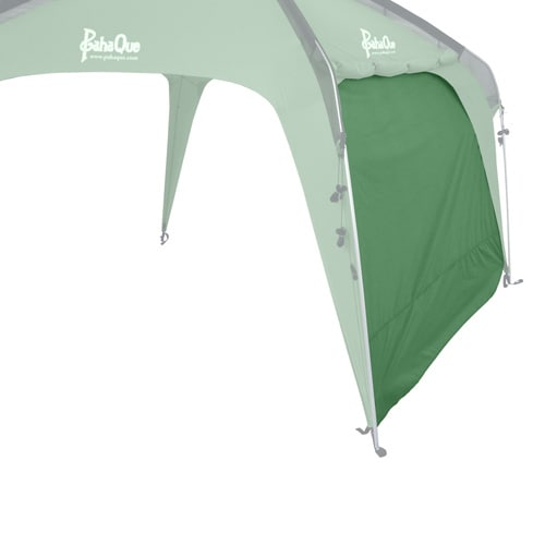 PahaQue Cottonwood Polyester 12x12 Shade Shelter Sidewall