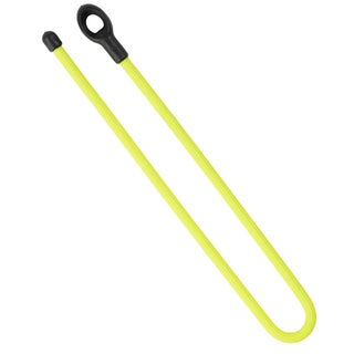 Nite Ize  Gear Tie  12 in. L Neon Yellow  Twist Ties  2 pk