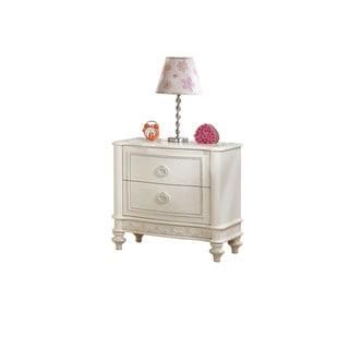 Acme Furniture Dorothy Ivory Nightstand
