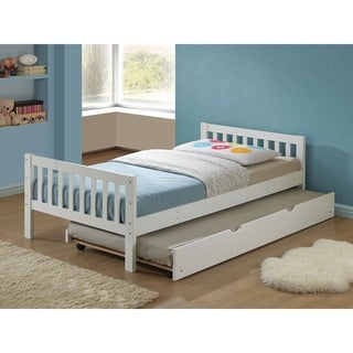 Acme Furniture Cutie Bed, White