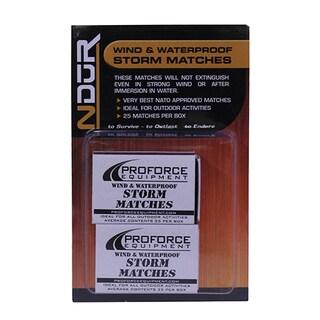 Proforce Equipment Storm Matches (Set of 2)